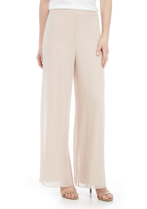 Womens Flared Trousers
