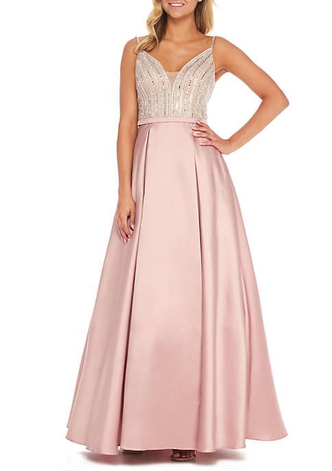 Excepcional Prom Vestidos Belk Ideas Ornamento Elaboración ...