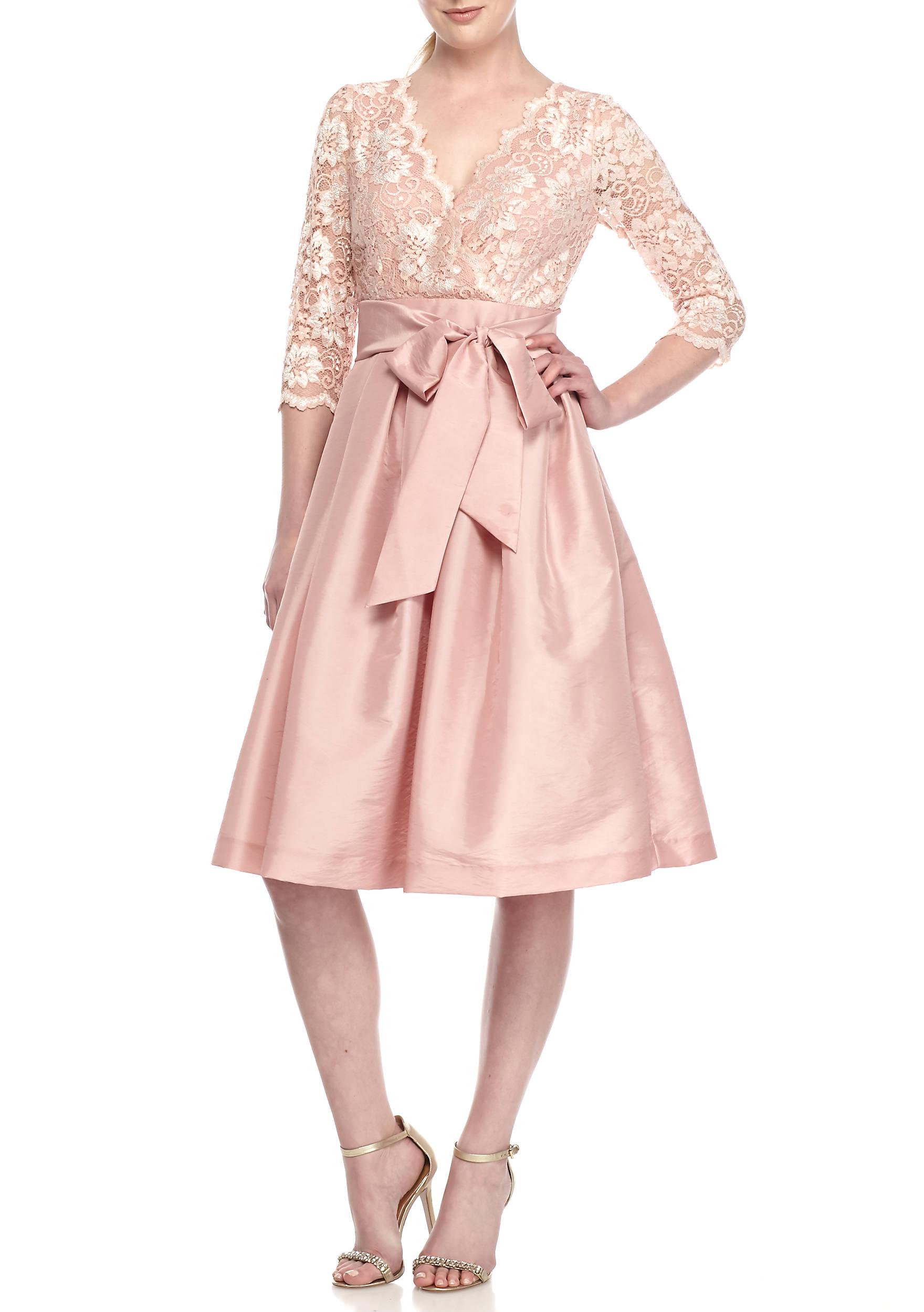 Asombroso Vestidos De Dama Belk Fotos - Colección de Vestidos de ...
