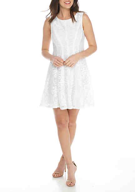 White Dresses for Women & Ivory Dresses | belk