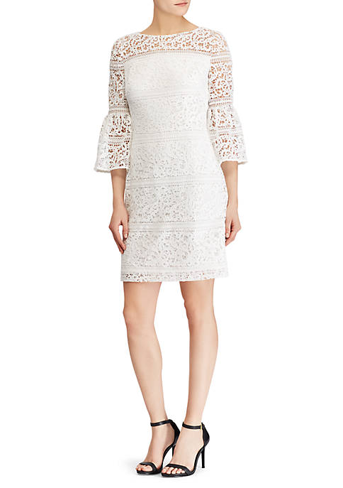Lauren Ralph Lauren Obelix Lace Dress
