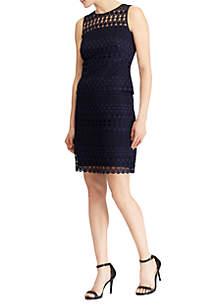 Sleeveless Nora Lace Dress