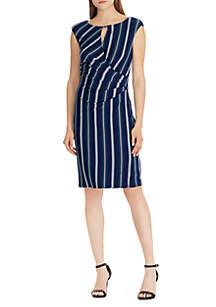 Elkana Crossover Dress