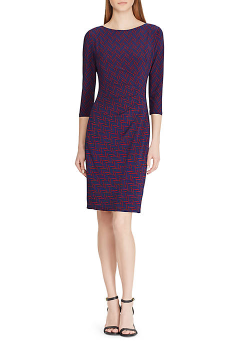 Lauren Ralph Lauren Drewly Boule Dress