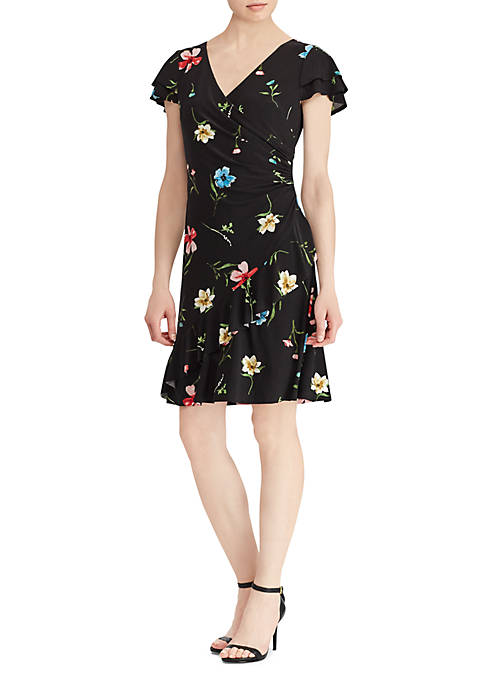 Lauren Ralph Lauren Hartley Aritzio Floral Dress