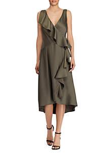 Tirza Satin Dress