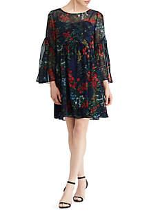 Oceana Montauk Ditsy Dress