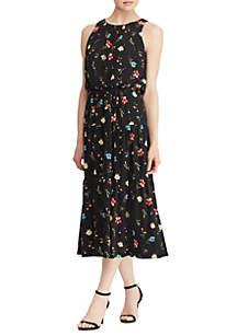 Orena Artzo Floral Dress