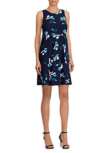 Suzan Scattered Flowers MJ Dress
