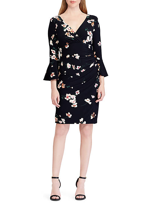 Lauren Ralph Lauren Floral MJ Dress