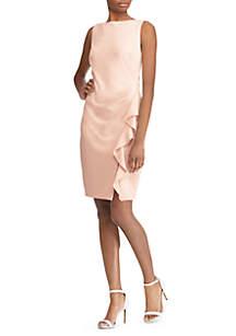 Shya Crepe Dress