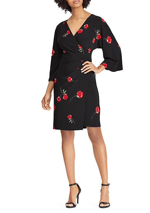 Lauren Ralph Lauren Gali Floral Mj Dress