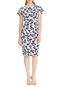 f6f3defd99e02 ... Lauren Ralph Lauren Floral-Print Jersey Dress