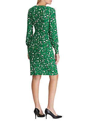 e7e0fbe2f6171 ... Lauren Ralph Lauren Floral-Print Jersey Dress