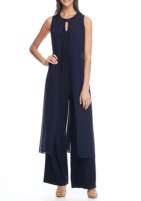 Emma & Michelle Duster Jumpsuit