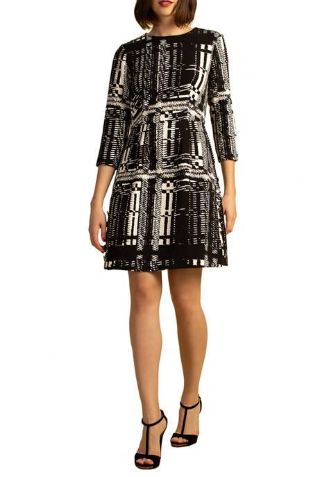 Womens Wade Pattern Dress
