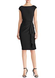Dardanelle Matte Jersey Dress