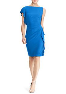 Polina Matte Jersey Dress