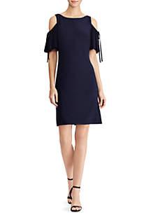Ohara Matte Jersey Dress