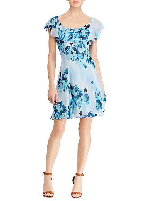 American Living™ Rea Chi Floral Dress