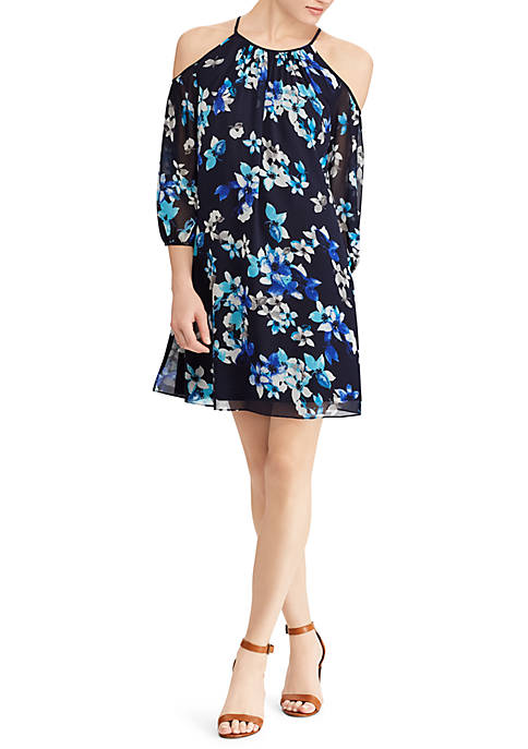 American Living™ Pheiffer Nolita Border Dress