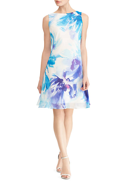 American Living™ Thedalina Orento Floral Dress