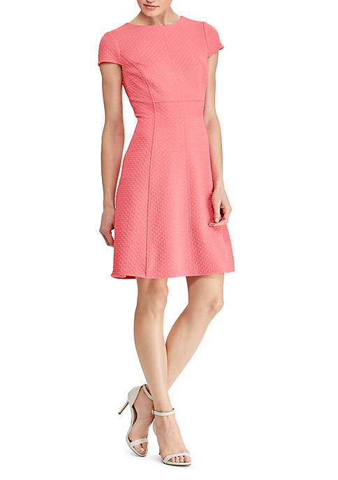 American Living™ Chevron Jacquard-Knit Dress