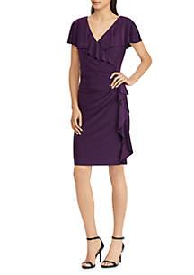 Felixa Matte Jersey Dress