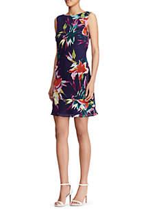 Thedalina Gorgette Brids Paradise Dress