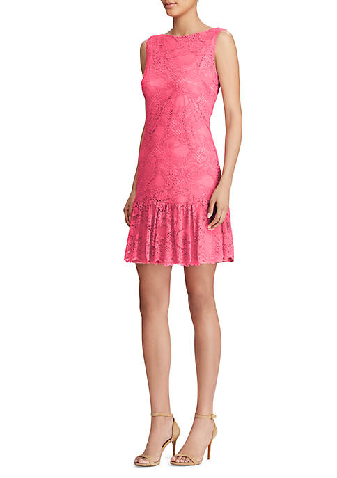 American Living™ Satine Lace Dress