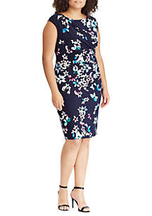 Plus Size Beverly Floral Dress