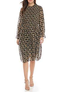 Long Sleeve Dandelion Dress