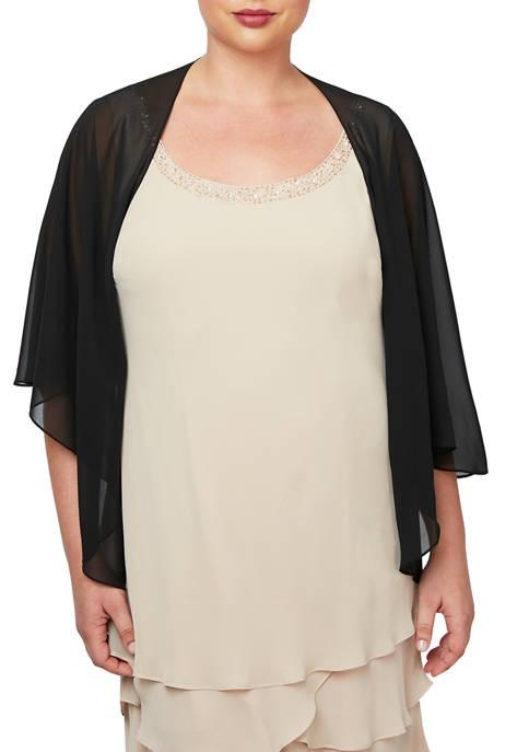 Womens Multi Wear Shawl