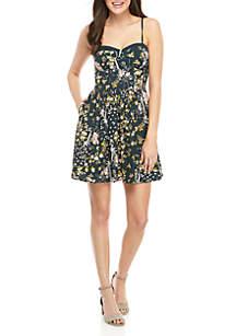 Chance & Destiny Bra Cup Mini Dress