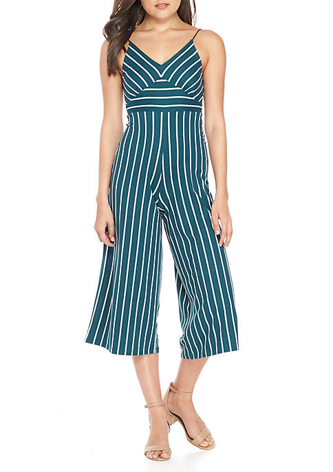 Polly & Esther Strappy Jumpsuit