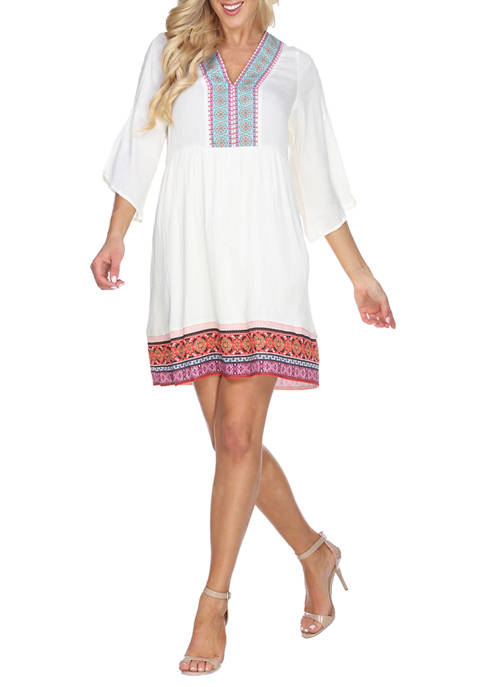 Gabrielle Bell Sleeved Dress