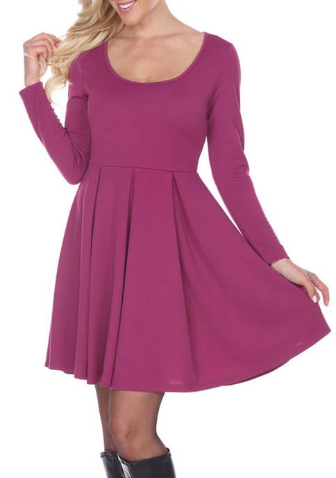 Jenara Flare Dress