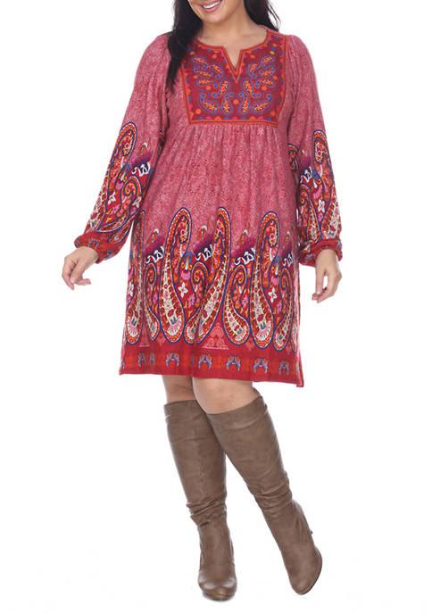 Plus Size Apolline Sweater Dress
