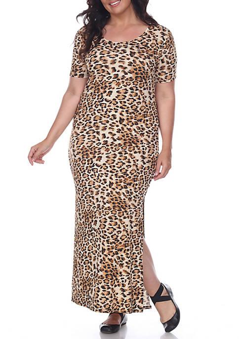 Plus Size Jasmine Maxi Dress