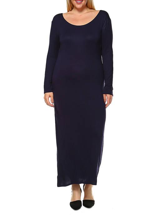 Plus Size Ria Maxi Dress