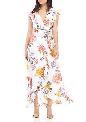 4e501027bc0 Maxi Dresses: Floral, Long Sleeve, Off-the-Shoulder & More | belk