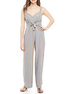28fa4e3d030 Madison Solid Knit Jumpsuit · June   Hudson Striped Jumpsuit