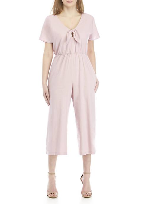 June & Hudson Short Sleeve V Neck with