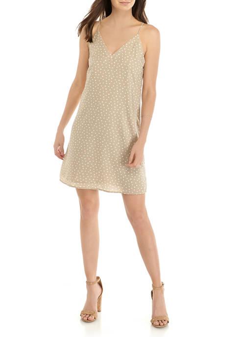 Madison Womens Woven Cami Dress