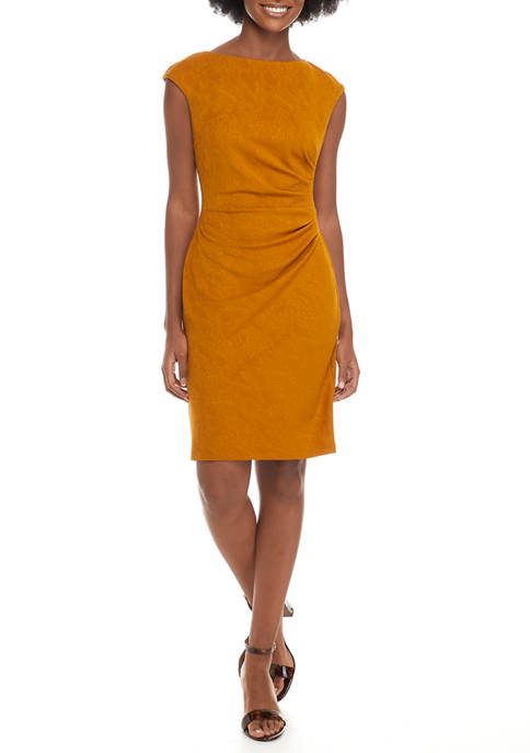 Womens Cap Sleeve Petra Knit Dress