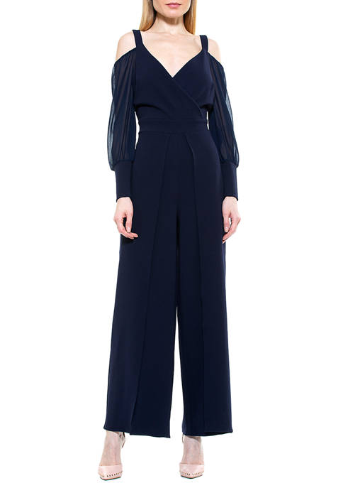 Alexia Admor Womens Kayleigh Jumpsuit