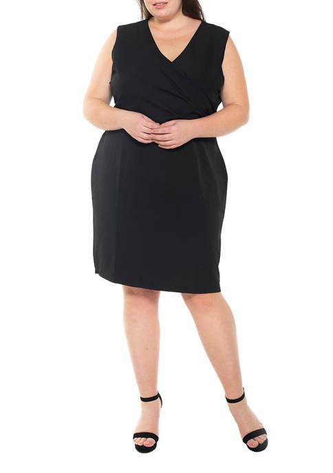 Alexia Admor Plus Size Kylie Dress