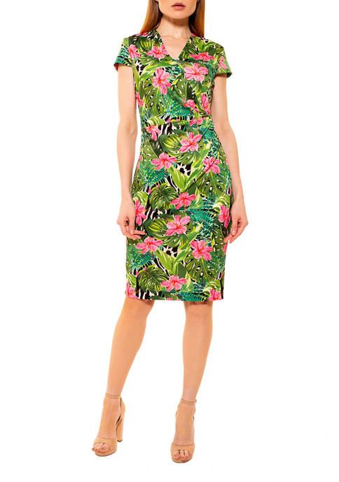 Kinsley Ruched Dress