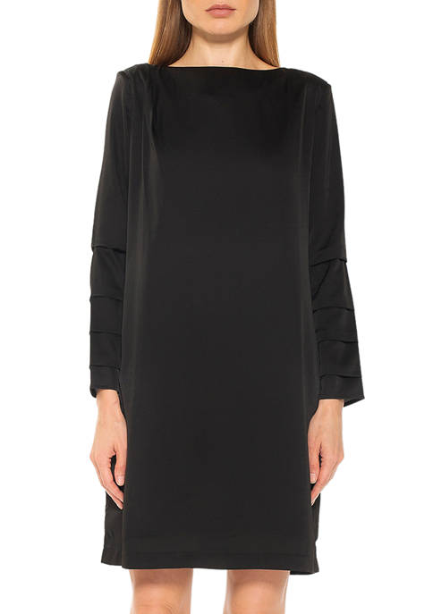 Alexia Admor Womens Dakota Shift Dress