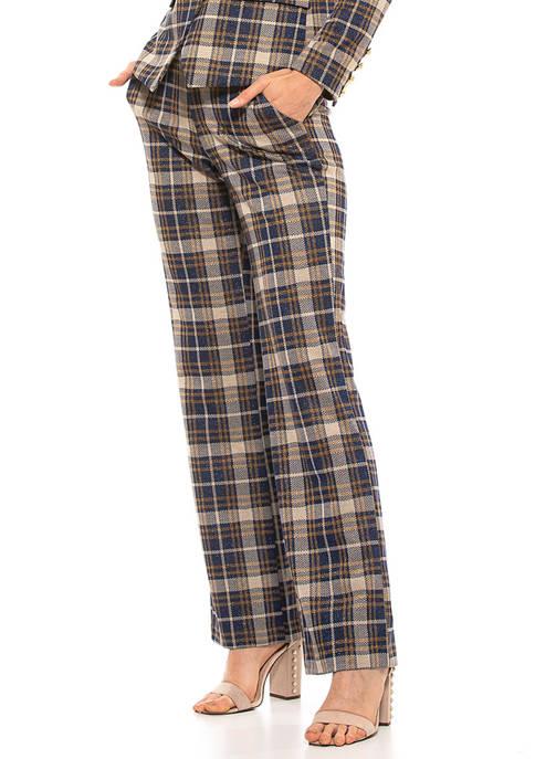 Womens Kaitlyn Mid Rise Pants